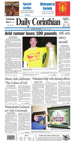 bbe3074a15d8 Daily Corinthian E-Edition 050413 by Daily Corinthian - issuu