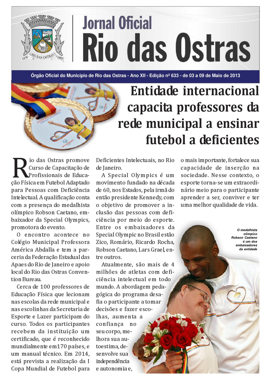 Edição 633 PMRO by Rio Das Ostras Jornal - issuu b3d54b12390