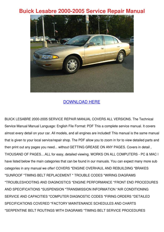 1998 Buick Regal Vehicle Diagram - All Diagram Schematics