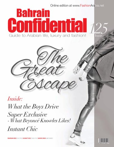5d8805e4e Bahrain Confidential May 2013 Edition by Arabian Magazines - issuu