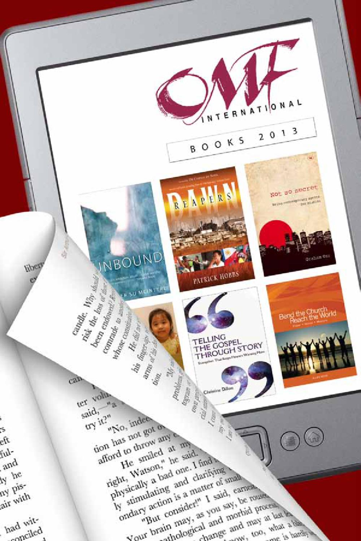 2013 OMF International Books e-Catalogue by Dorothy Joy Cheng - issuu
