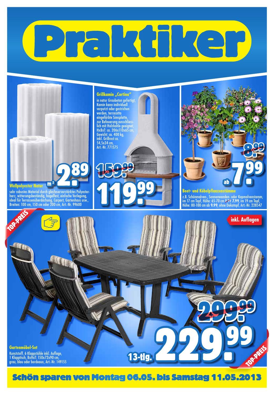 praktiker angebote 6 11 mai 2013 by issuu. Black Bedroom Furniture Sets. Home Design Ideas