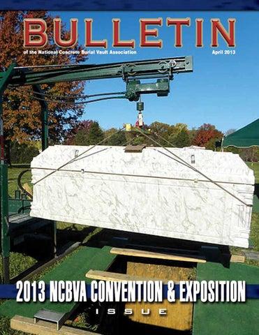 Bulletin 2013 April by NCBVA - issuu