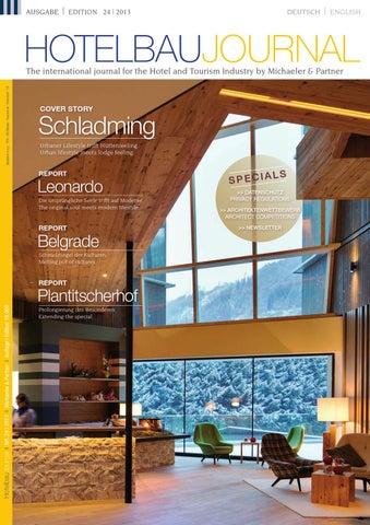 Hotelbau journal nr 24 michaeler partner juni 2013