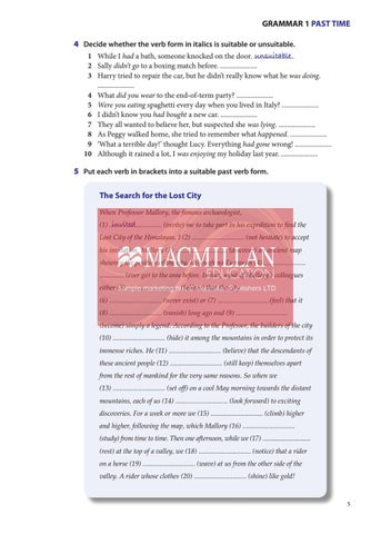 First certificate language practice sample by macmillan polska sp page 5 yadclub Images