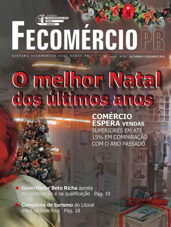 Revista Fecomércio PR - nº 79 by Federação do Comércio de Bens ... c18895a95d0cb