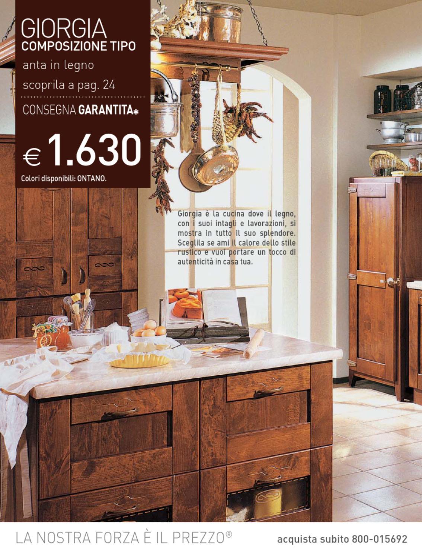 Mondo convenienza catalogo cucine 2013 by - Composizione tipo cucina mondo convenienza ...
