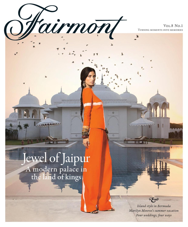 4755438bcf14 Fairmont Magazine - Spring 2013 by Spafax - issuu