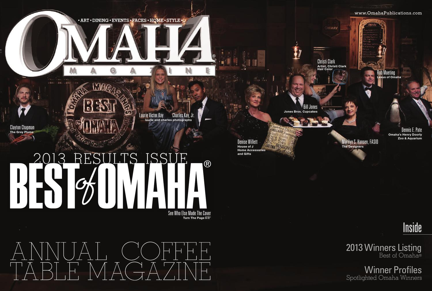 Best of omaha 2013 results and profiles by omaha magazine for Cover jones motor company
