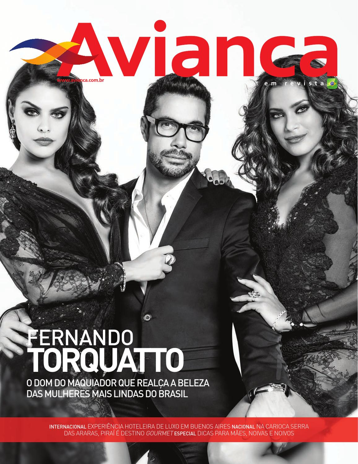 34 - Fernando Torquatto Avianca by Avianca em Revista - issuu 23641b691a