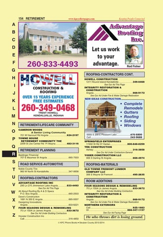 Steuben County Yellow Pages 2013 By Kpc Media Group Issuu