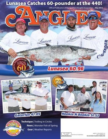 Angler Magazine May 2013 By Patrick Farrell Issuu
