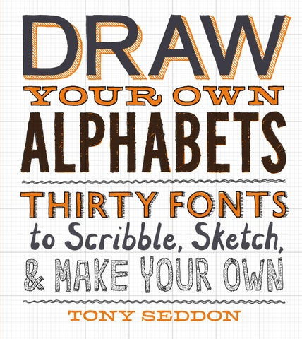 Draw Your Alphabets