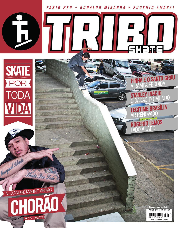 Tribo Skate Edição 210 by Revista Tribo Skate - issuu eef695e1c5