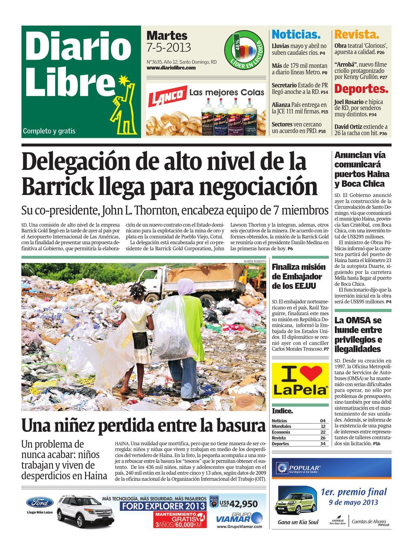 diariolibre3635 by Grupo Diario Libre, S. A. - issuu