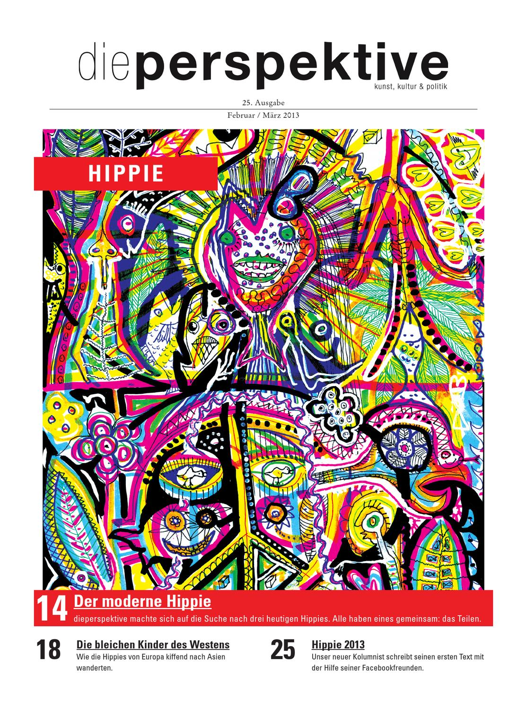 Hippie - Februarausgabe 13 by dieperspektive - issuu