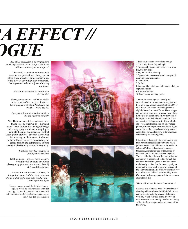 Laissez Faire London Issue 15 By Richmond Media Ltd Issuu
