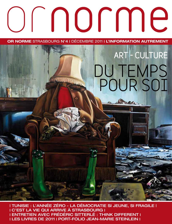 Du Temps Soi By Norme Pour Issuu N°4 Or LGSzUMpqV