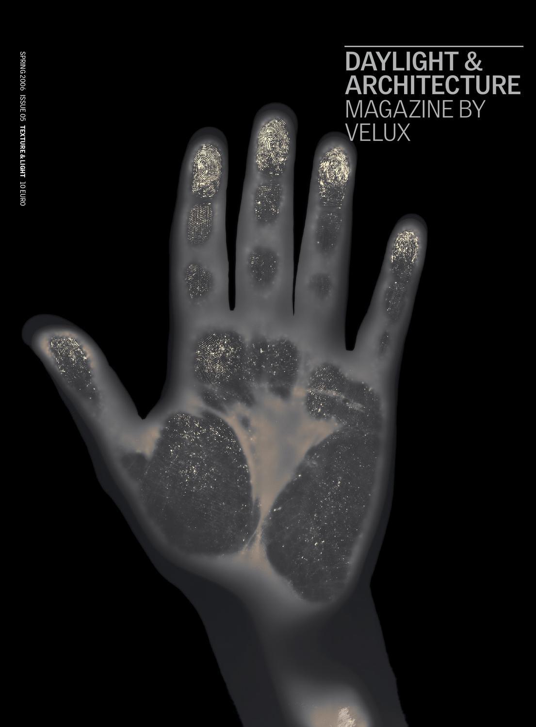 Anastasia Devine Wiki texture & light #5 - daylight & architecture magazine