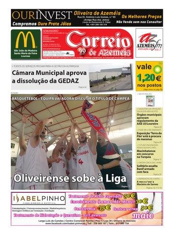 07-04-2013 by Correio de Azeméis - issuu 7f613265ff07c