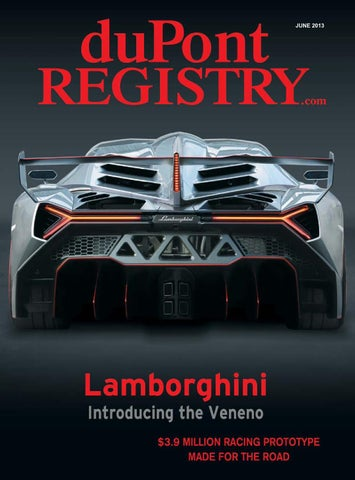 Dupontregistry Autos June 2013 By Dupont Registry Issuu