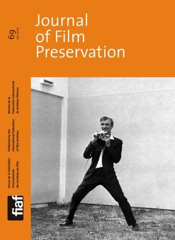 Journal Of Film Preservation By Forum Lenteng Issuu