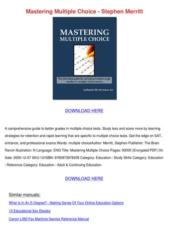 Ebook free download ellen berg