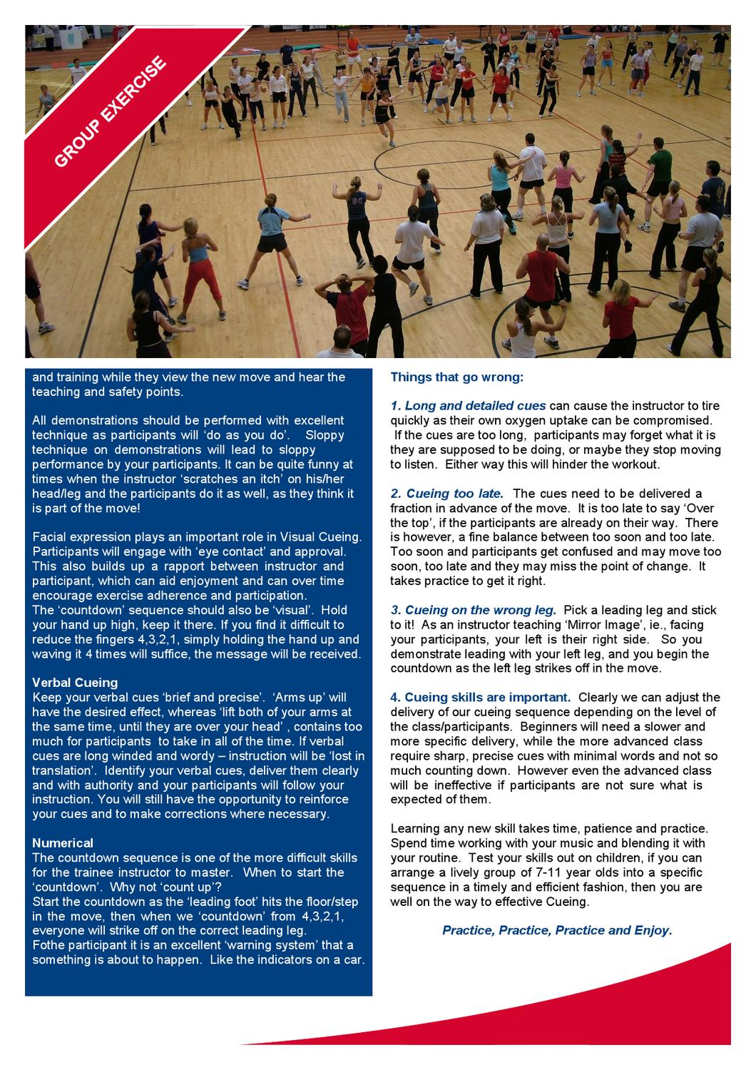 NCEF National Fitness News Ezine May 2013 by National Council for