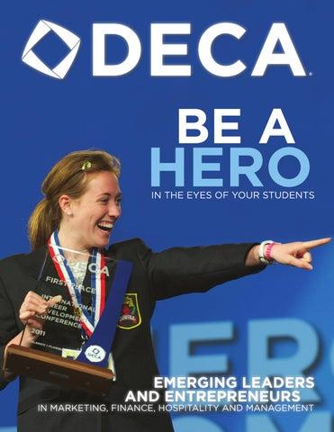 Be a Hero by DECA Inc  - issuu