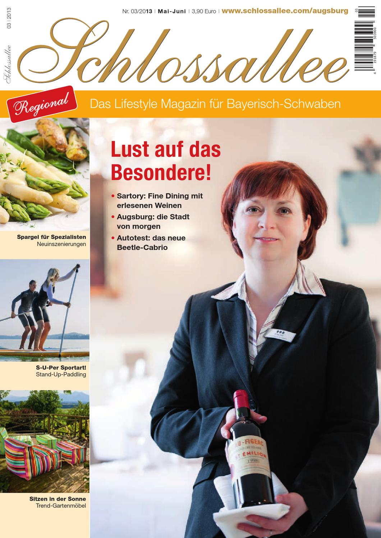 Schlossallee Augsburg By Verlag Issuu