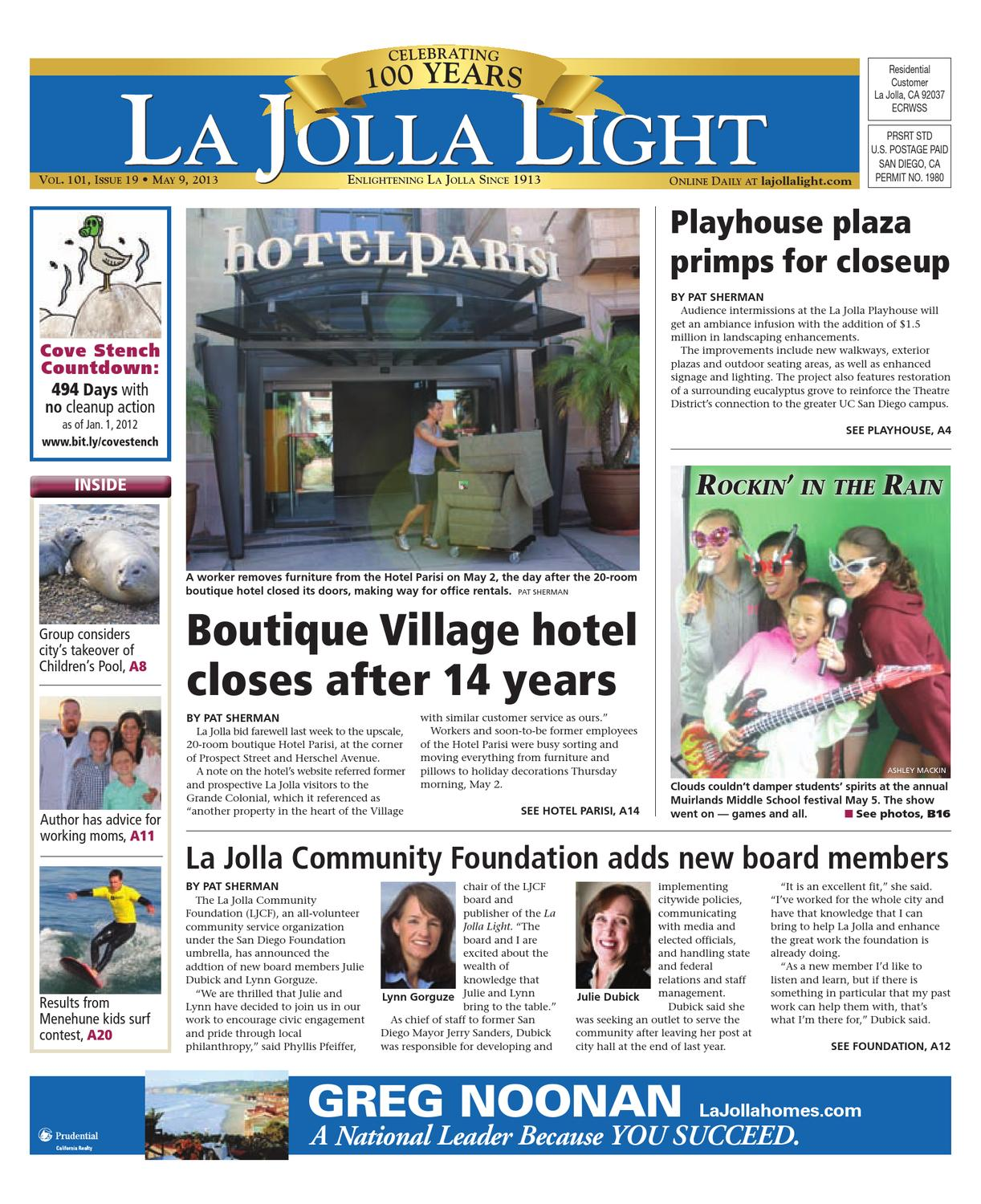 5-9-2013 La Jolla Light by MainStreet Media - issuu