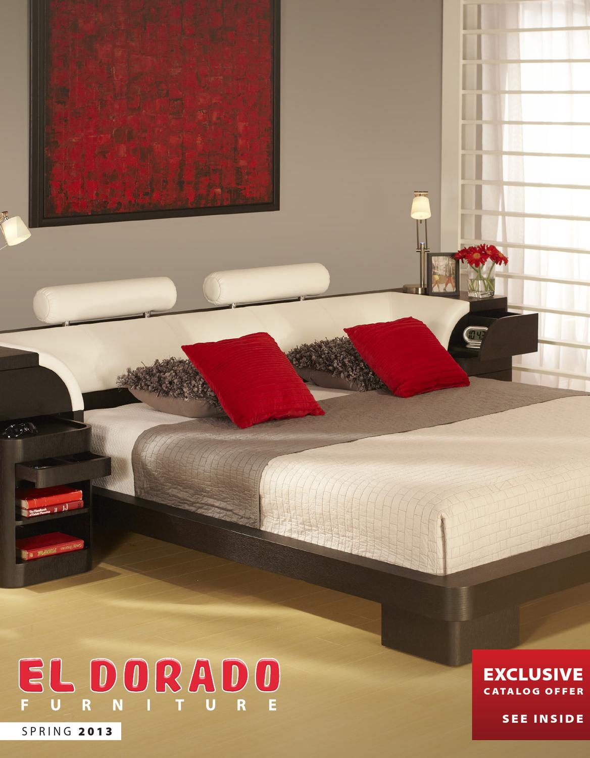 El Dorado Furniture Catalog Spring 2013 Issue By El Dorado Furniture Issuu