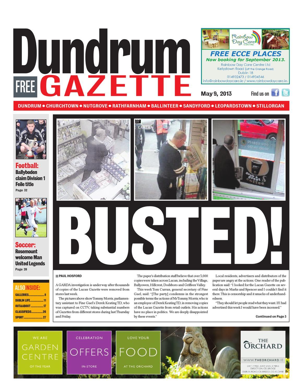 Dundrum 4 By Dublin Gazette Issuu