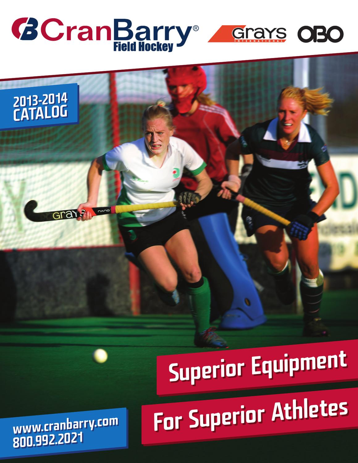 field hockey catalog  grays obo cranbarry  caroline cohen issuu