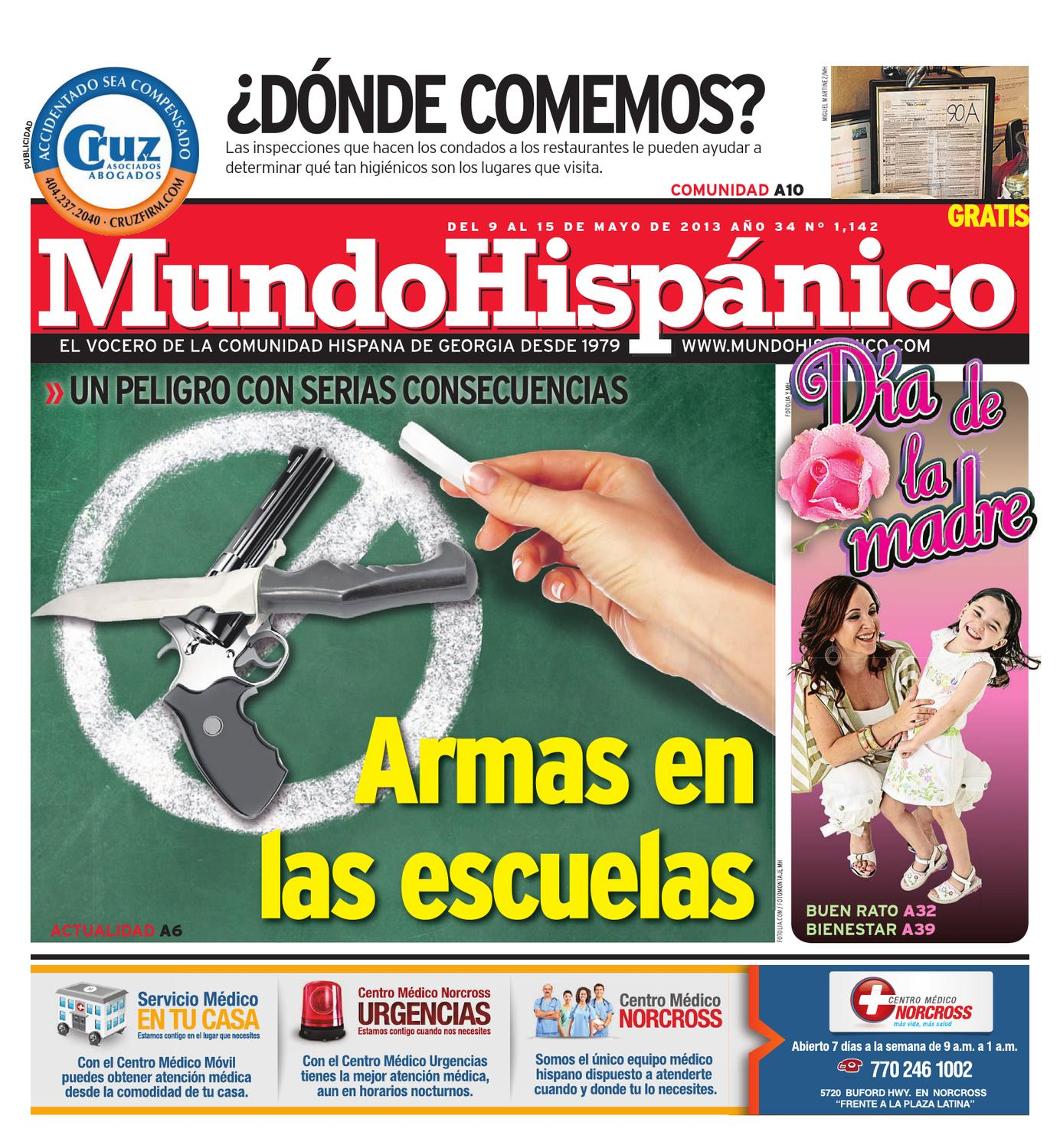 Mundo Hispanico - 05-09-13 by MUNDO HISPANICO - issuu