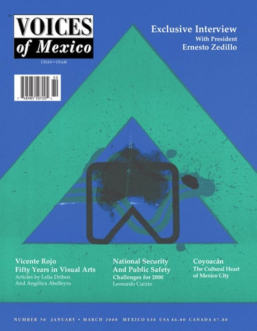 Voices of Mexico 50 by cisan unam - issuu d1ba1f56afd5b