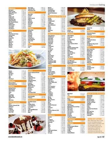 Country Kitchen Restaurant Prices
