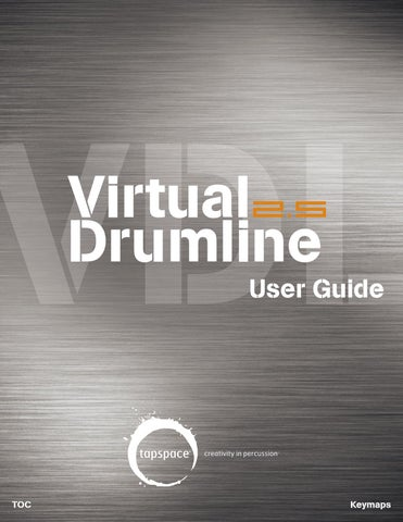 virtual drumline 2 5 user guide by tapspace issuu rh issuu com
