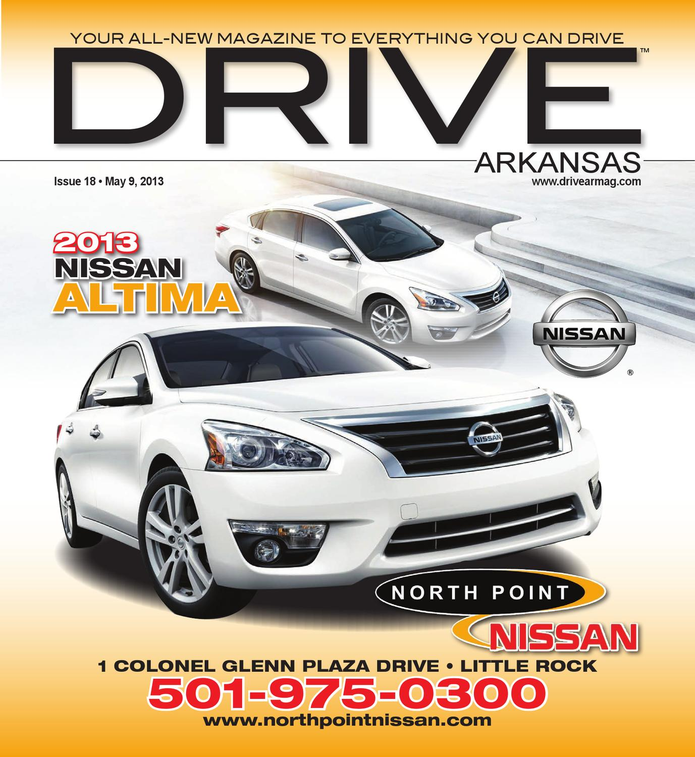 May 9, 2013 By Drive Arkansas   Issuu