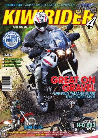 0f70bd529bc June Kiwi Rider Magazine by KIWI RIDER MAGAZINE - issuu