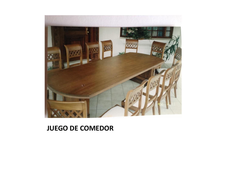 Muebles de comedor by luis ngel zamora barquero issuu - Muebles zamora ...