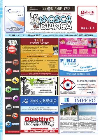 Mosca Bianca Cuneo Liguria n. 349 by sandro acchiardi - issuu e45e23f99c3