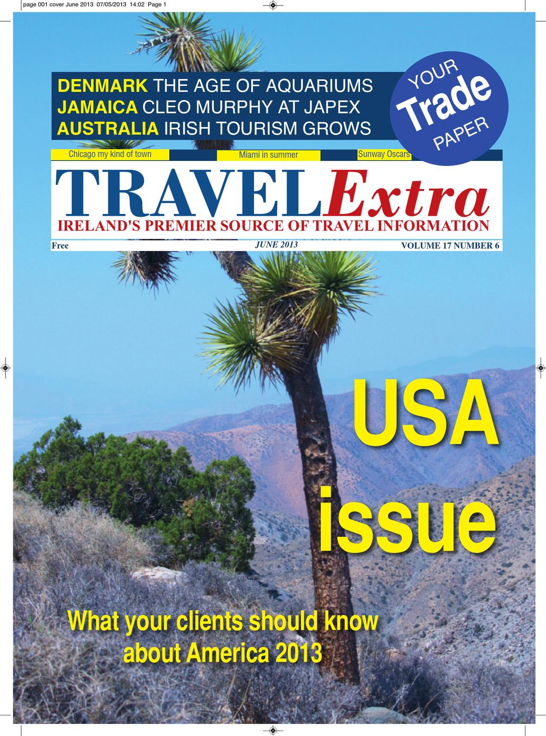 Travel Extra June 2013 by Travel Extra - issuu