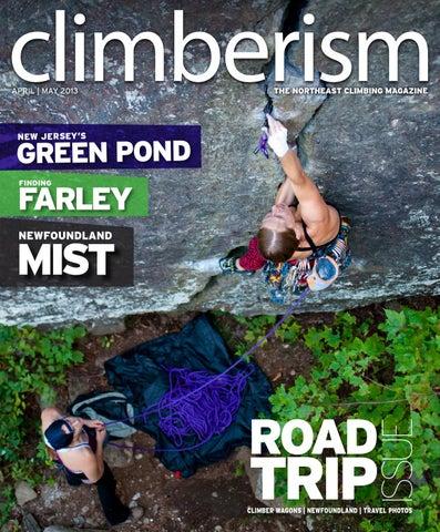 rock climbing magazine
