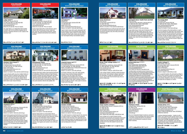 North Coast Visitor Guide by Liz Steele - issuu