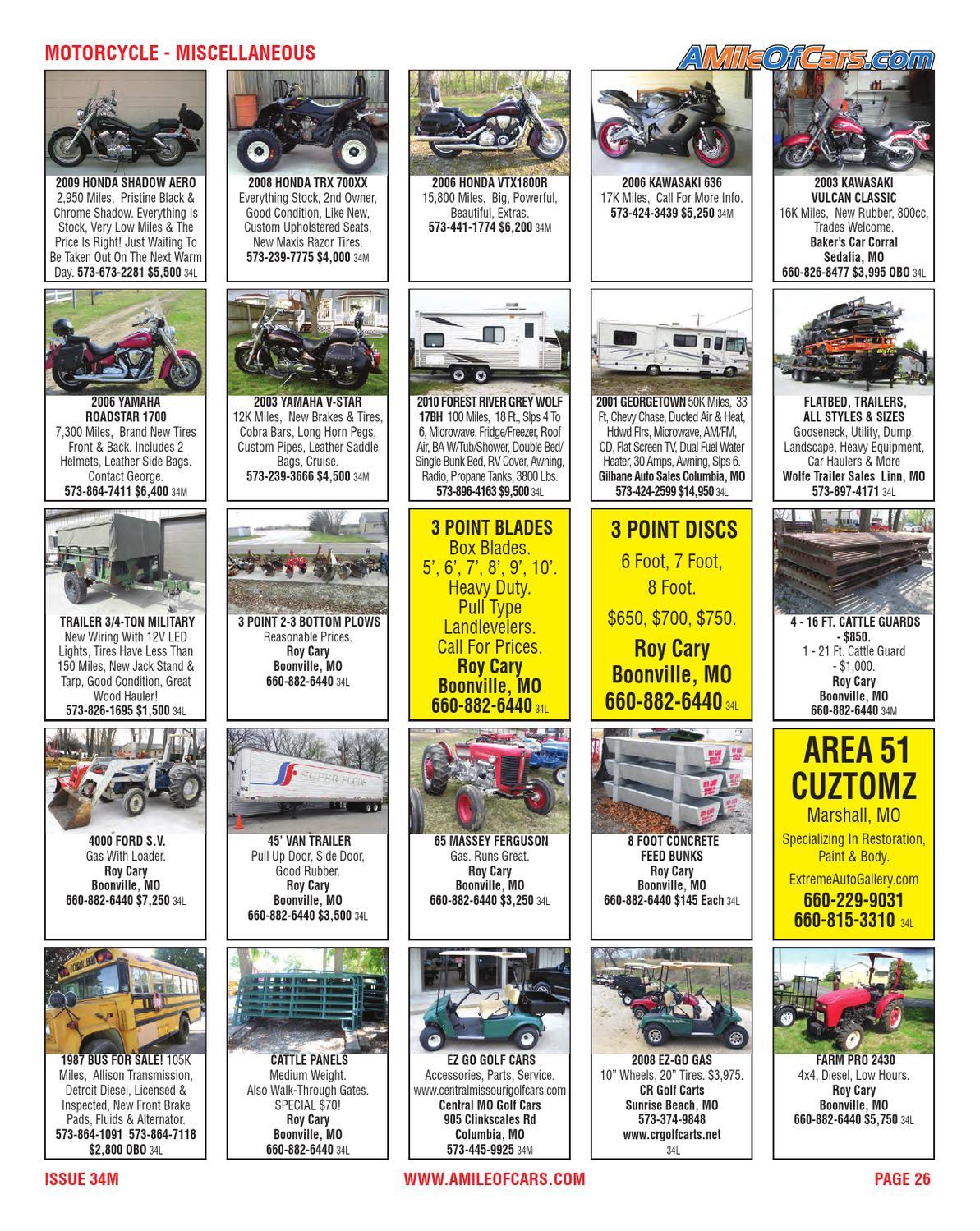Wheels N Deals, Issue 34M by Maximum Media, Inc  - issuu