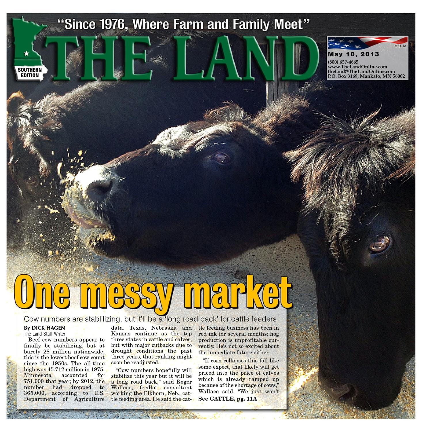 May 10, 2013 :: Southern :: The Land by The Land - issuu
