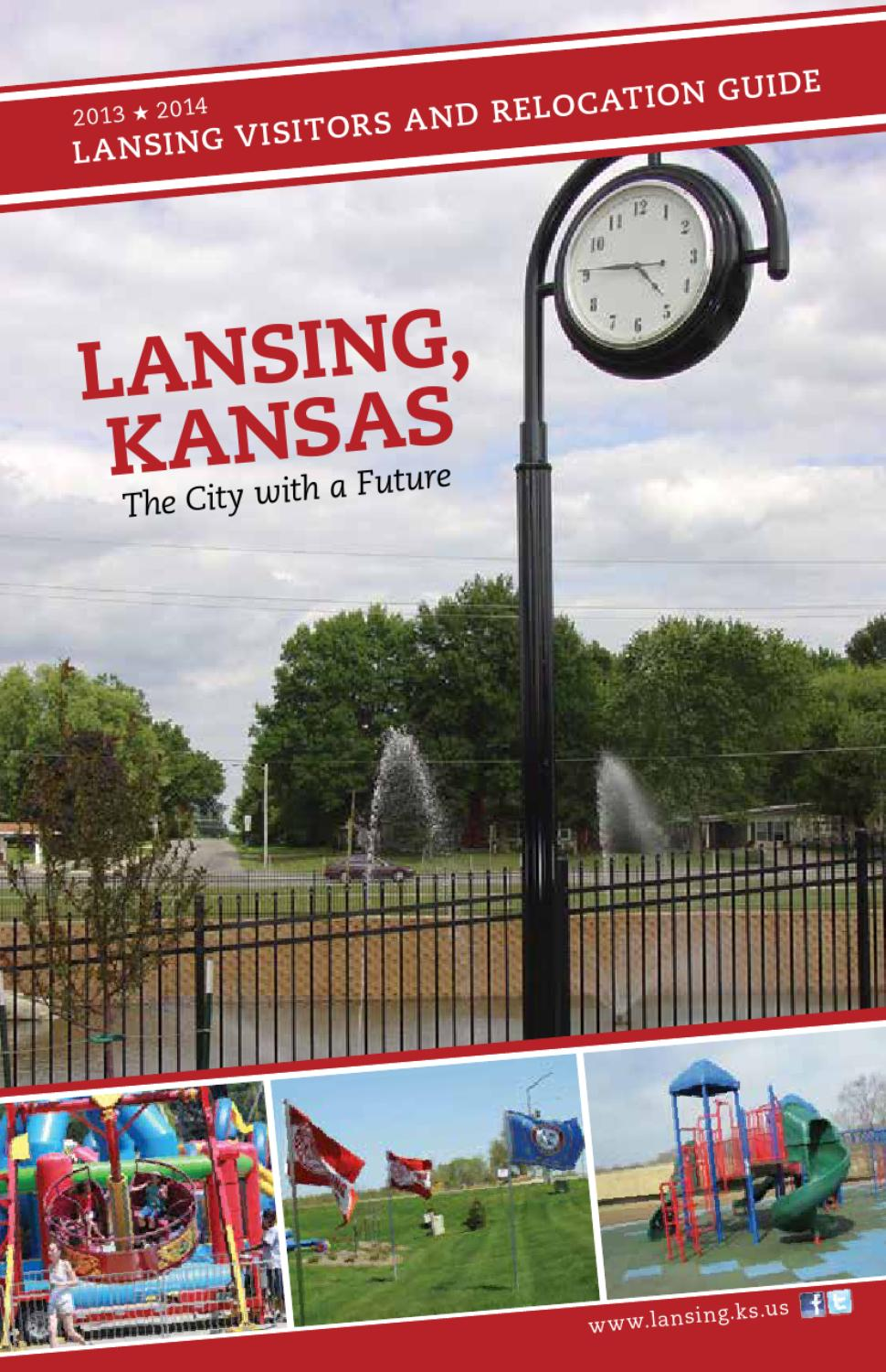 Lansing Visitors Guide 2013-2014 by Sunflower Publishing - issuu