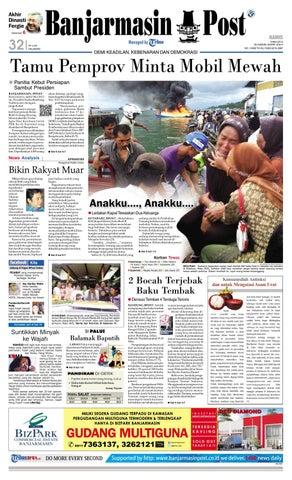 Banjarmasin Post Edisi Kamis b11e0c7618