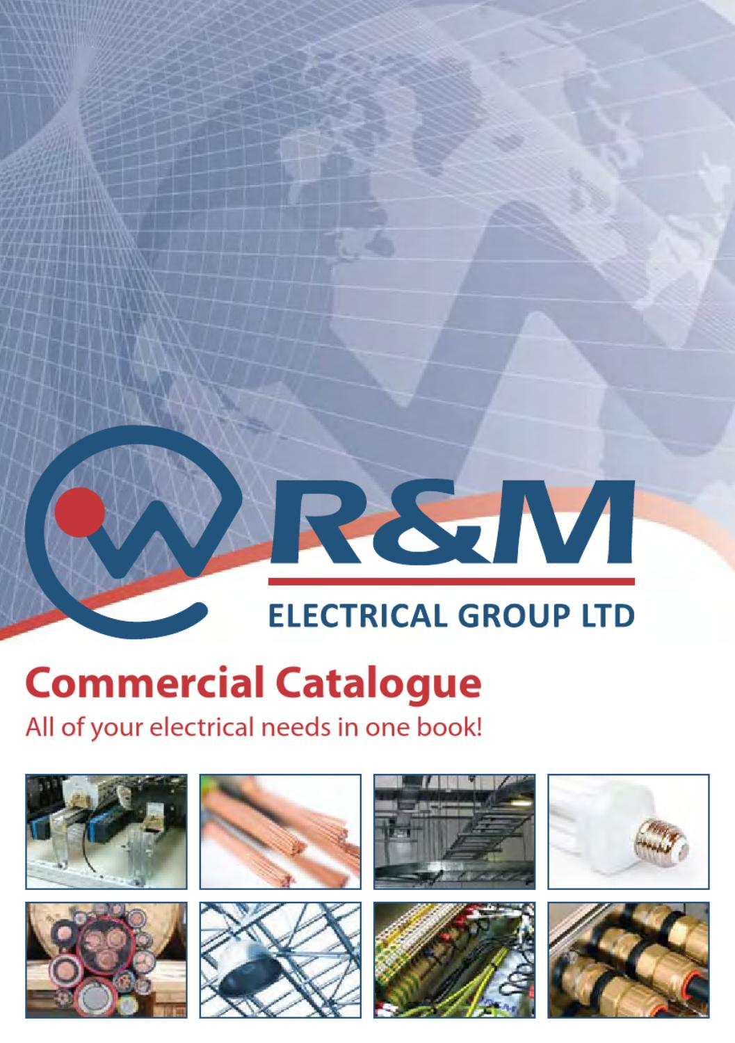 Rm Electrical Full Catalogue By David Bell Issuu Leg Wiring Harness Include Switch Kit Support 120w Led Light